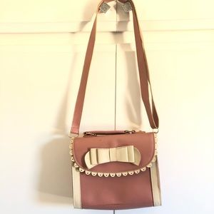 Handbags - Unique pink purse